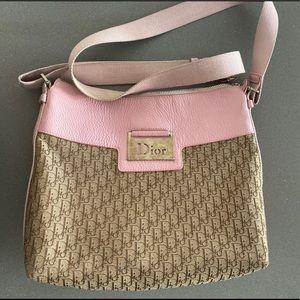 Dior messenger bag